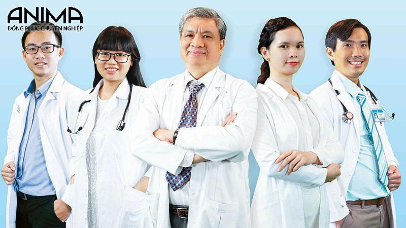 Đồng phục bác sĩbệnh viện uy tín chất lượng