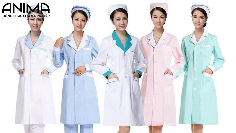 Đồng phục y tá bệnh viện